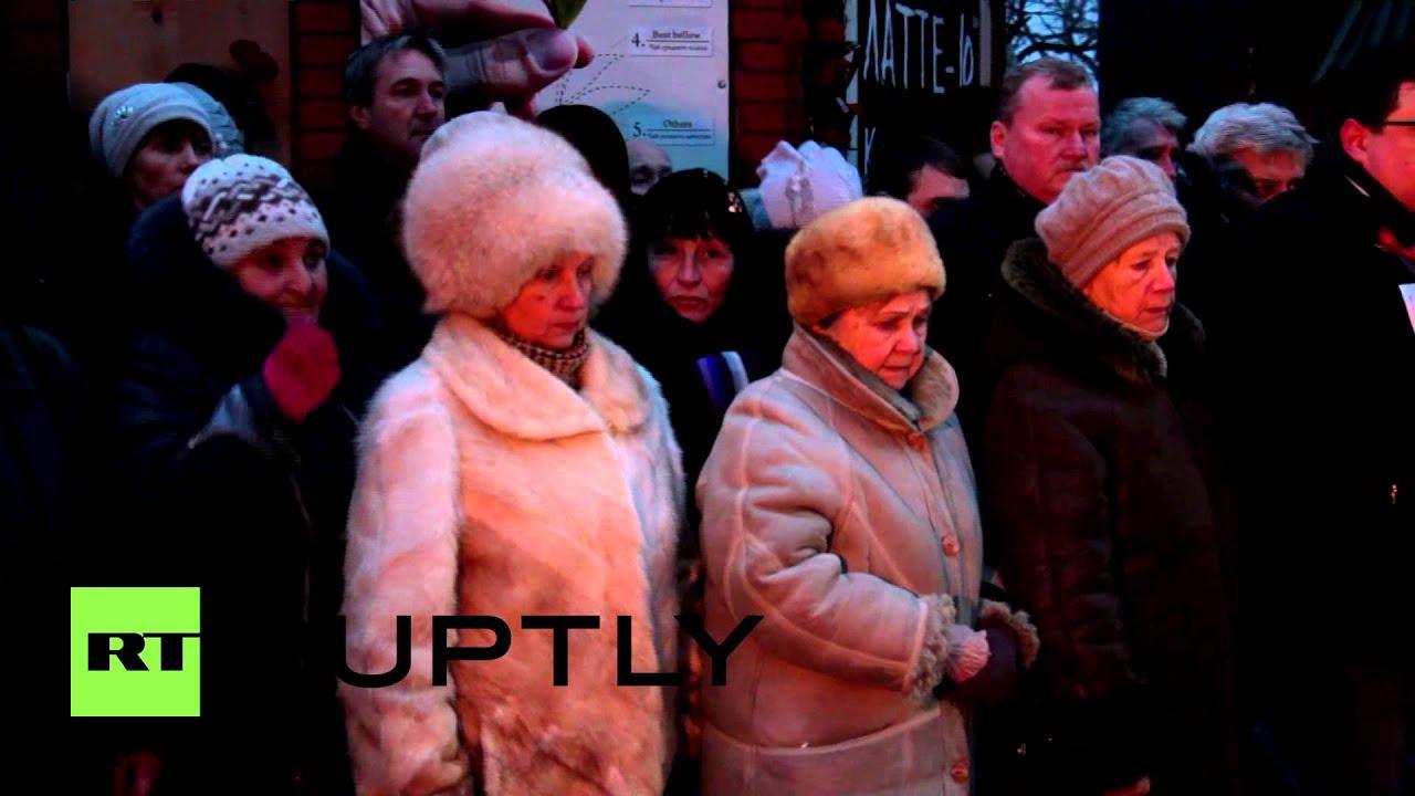 Agency In Mariupol Ukraine Has 93