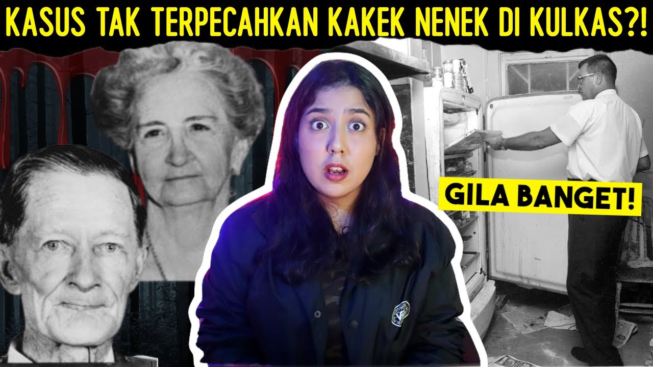 Kasus MENGERIKAN ICE BOX MURDER! | #NERROR