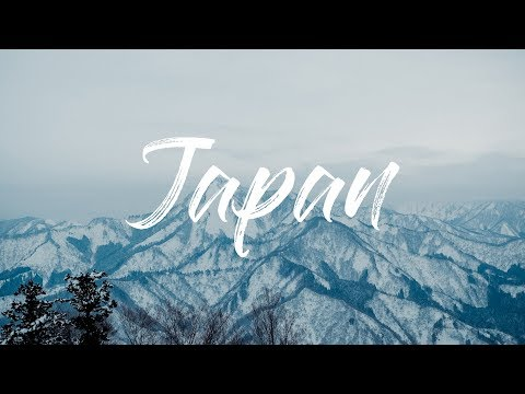 Japan Travel Montage I GoPro HERO6