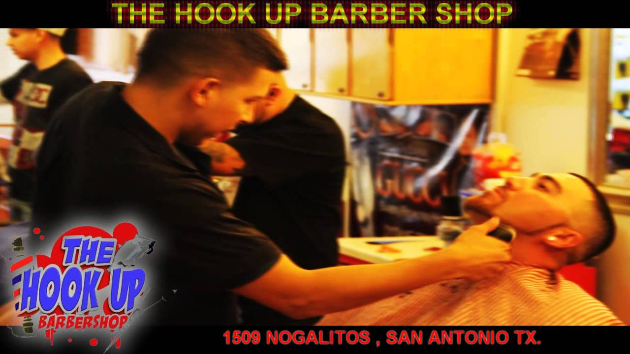 The Hook Up Barber Shop San Antonio