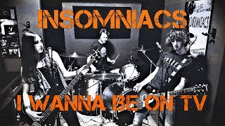 Green Day/Fang - I Wanna Be On TV (Full Band Cover by INSOMNIACS)