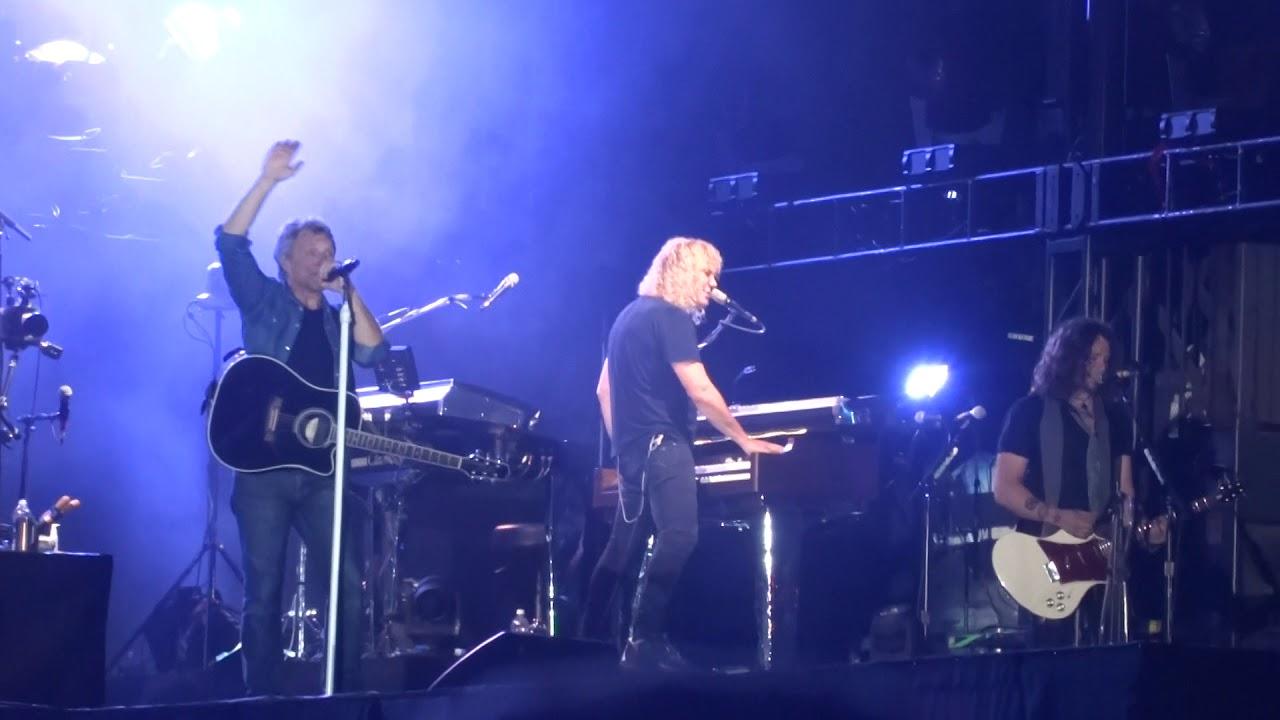 Someday I'll Be Saturday Night - Bon Jovi - En-Joie 8/18 ...
