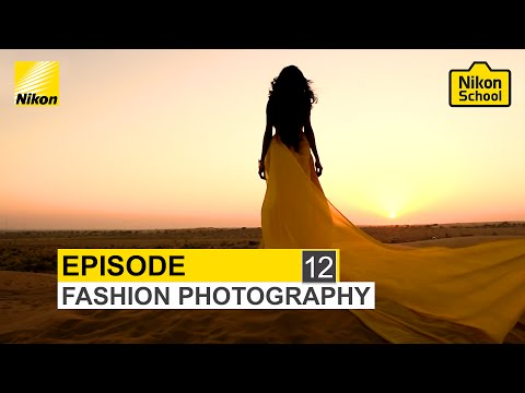 New Nikon School D-SLR Tutorials - Fashion - Episode 12
