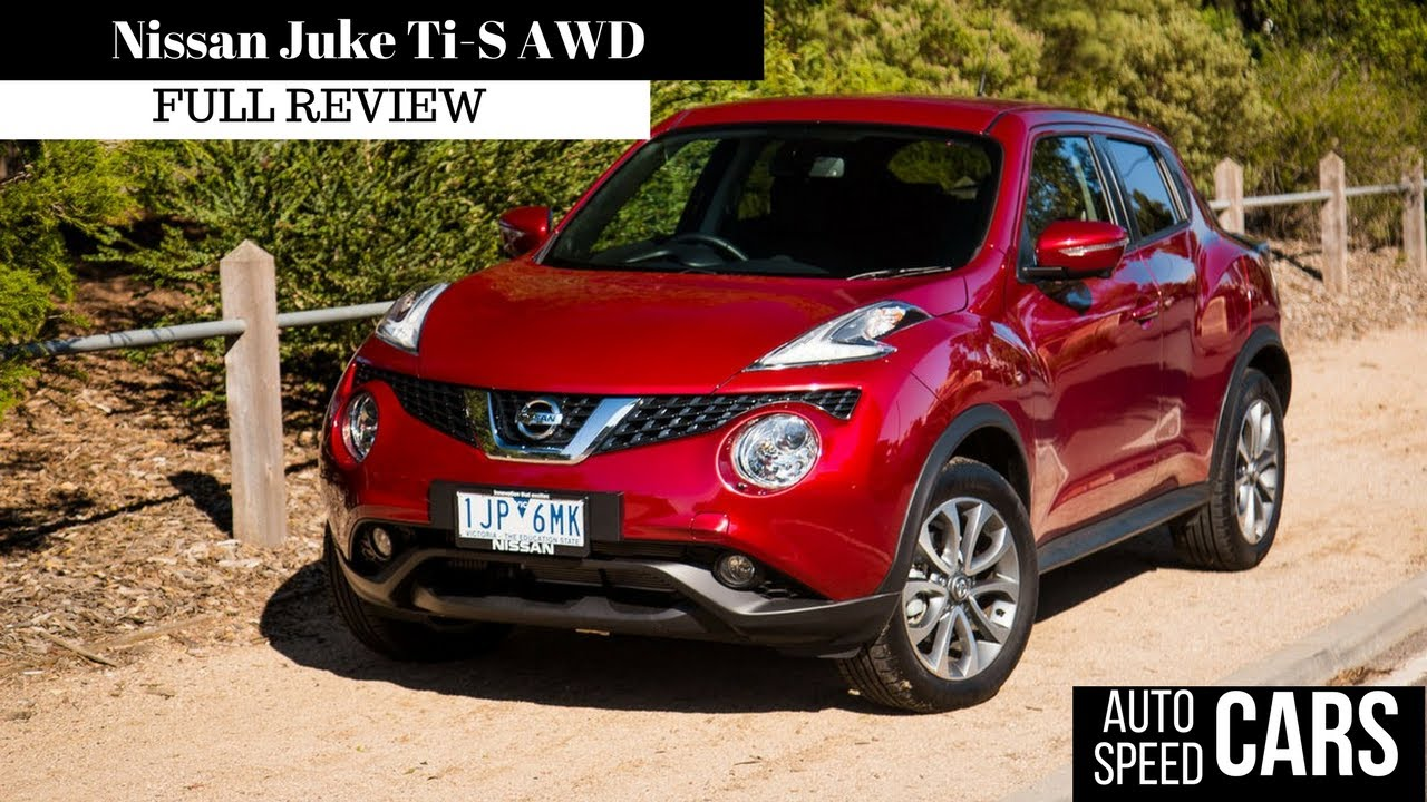 2017 Nissan Juke Ti S Awd Full Review