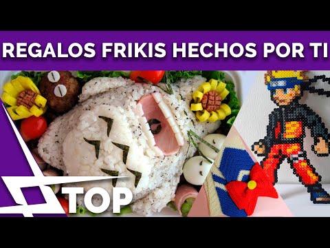 Top 5 Regalos frikis hecho por uno mismo | Costume Player´s
