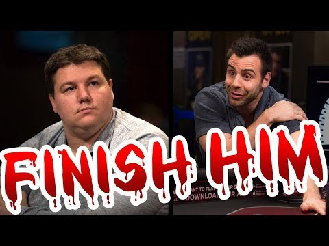 Deeb DISGRACED In Heads Up BATTLE | Match 1 Round 2 - King of the Hill 2