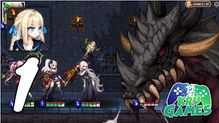 Dungeon Princess! : Offline Dungeon RPG Gameplay #1 All Levels (Android, IOS) screenshot 2