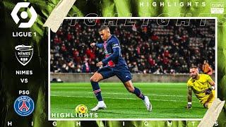 Nîmes 0 - 4 PSG - HIGHLIGHTS & GOALS - (10/16/2020)