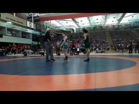 2016 Dino Invitational: 63 kg Ali McPhee vs. Sena Debia
