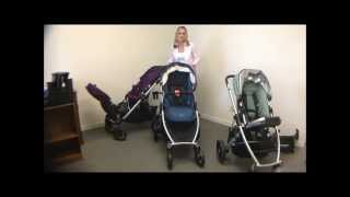 Which Is The Best Convertible Stroller? Britax B-ready Vs. Babyjogger City Select Vs. Uppababy Vista