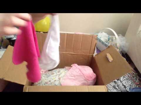 Reborn Baby Doll Box Opening Amp Bonus Photos At End