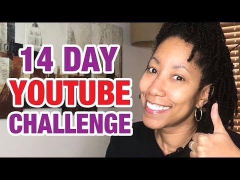 Challenge: I'm Uploading a Video 14 Days In a Row!