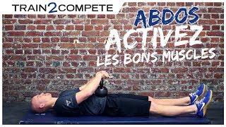 Abdos et Hollow Body : activation des muscles transverses et obliques (méthode opener Strongfit)