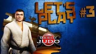 David Douillet Judo #3: Premières Medailles!