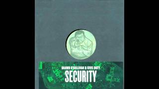 Shawn O'sullivan - Security [COR-03]