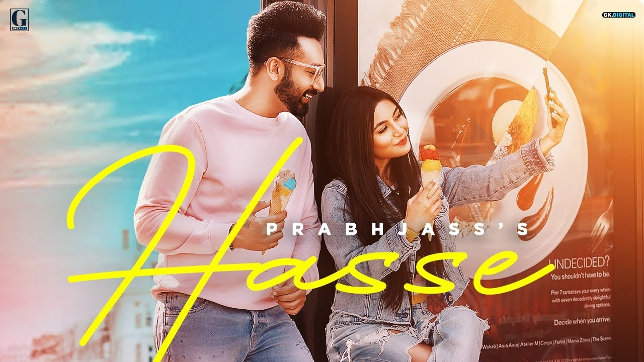 Hasse : Prabhjass (Official Video) | Latest Punjabi Songs 2020 | Geet MP3