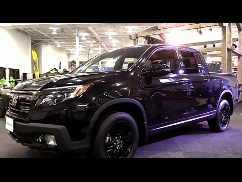 honda ridgeline black edition exterior  interior  impression    youtube