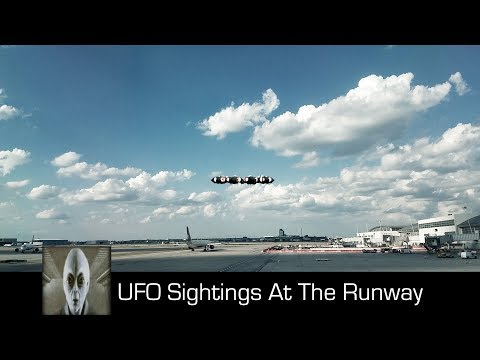 UFO Sightings On The Runway October 1st 2017
