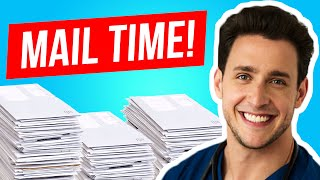 Responding To Your Letters! | Mail Time #1 | Doctor Mike