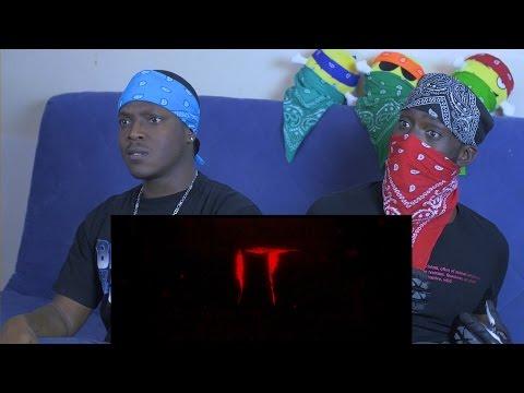 IT Official Teaser Trailer Reaction