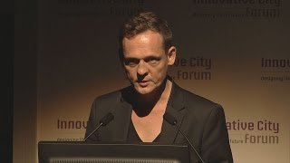 Carsten Nicolai - Art & Creativity Session「Future of Art in the City」