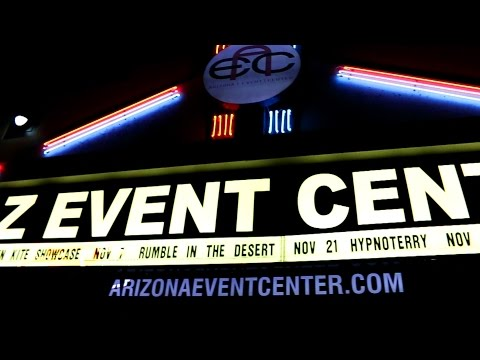 Arizona Event Center(Media Frost LLC)