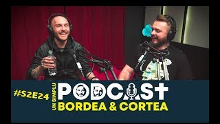 USP S2E24 - Gopo, Manele si Papa Un Simplu Podcast cu Bordea si Cortea