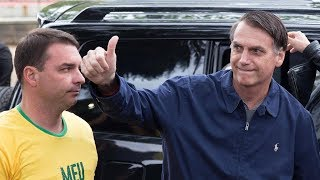 Brazil's Election: Who Is First-Round Winner Jair Bolsonaro?