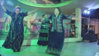 Gypsy wedding-Цыганская Свадьба -Крымские Цыгане пляшут!