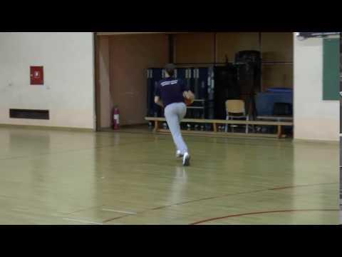 Promjene smjera kretanja i skok šut