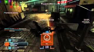 Ultra Nation vs Los Betrays | Blacklight Retribution PS4