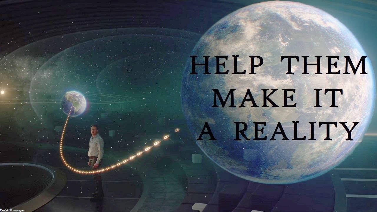 Help scientists make interstellar travel a reality