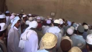PIR JO GOTH/Qari Muhammad Haneef Saeedi ka safar e Aakhir/09/05/12