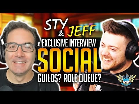 Overwatch - Sty & Jeff! - Guilds, Social Features and Endorsements! thumbnail