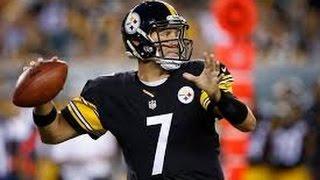 Ben Roethlisberger-Pittsburgh Steelers Career Highlights