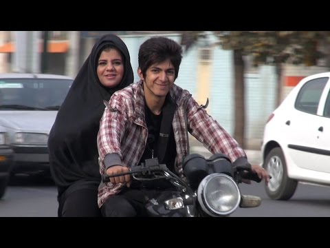 Journey through Iran