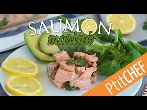 recette-de-saumon-mariné-au-citron-et-persil---ptitchef.com