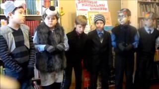 Страна читающая - Библиотека-филиал № 8 г. Тамбова читает сказку С. Я. Маршака «Про козла»