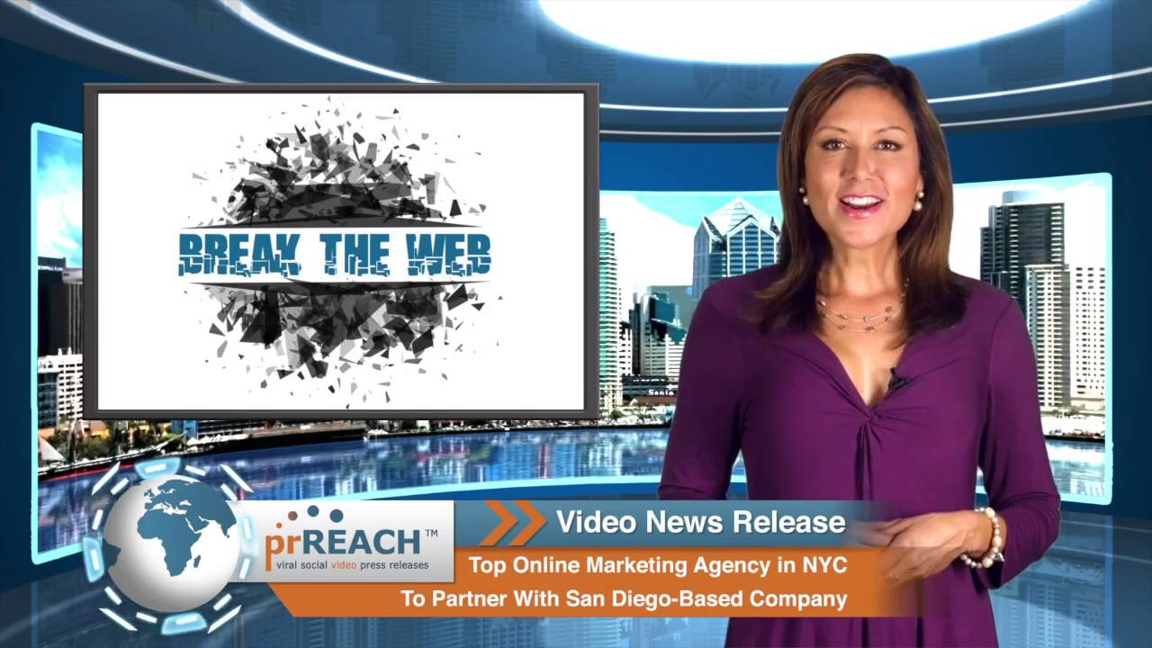 Top Online Marketing Agency in NYC To Partner With San Diego Based Company