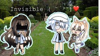 |• Invisible •| Music Song •| Gacha Life •|