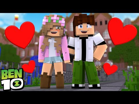 BEN 10 BECOMES LITTLE KELLYS BOYFRIEND AND PROTECTOR?| Minecraft Little Kelly