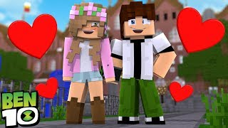 BEN 10 BECOMES LITTLE KELLYS BOYFRIEND AND PROTECTOR?| Minecraft Little Kelly thumbnail