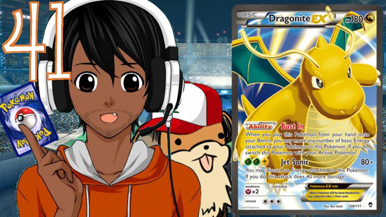 DRAGON PUNCH!! [ Pokemon TCG Online - Episode 41 ] - YouTube