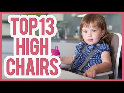 Best High Chair 2018 – TOP 13  High Chairs