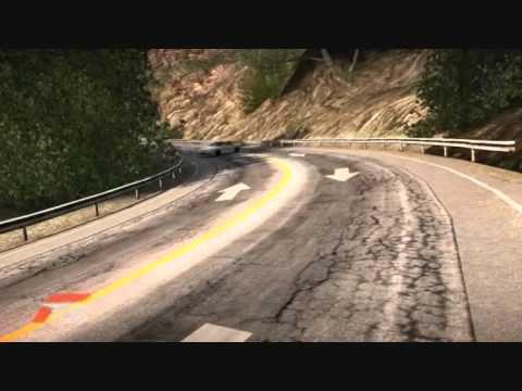 Forza 3 Mines R32 Rwd Drifting.