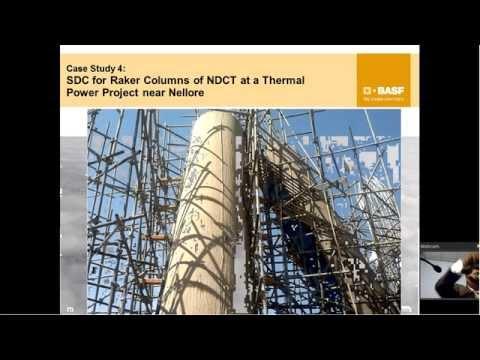 PUBLIC LECTURE : Modern Concrete Solutions – Smart Dynamic Concrete