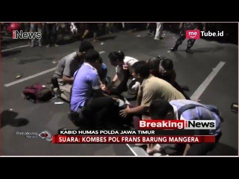 "Keterangan Polda Metro Jatim Terkait Insiden ""Surabaya Membara"" - Breaking INews 09/11"