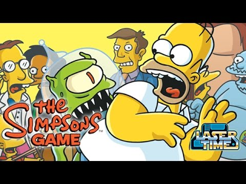 The Simpsons Game - Goodbye Harry Shearer