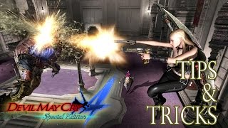 Devil May Cry 4 Special Edition - Dev Team Combos - Trish 2