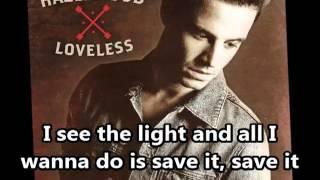 ben hazlewood twice lyrics on screen